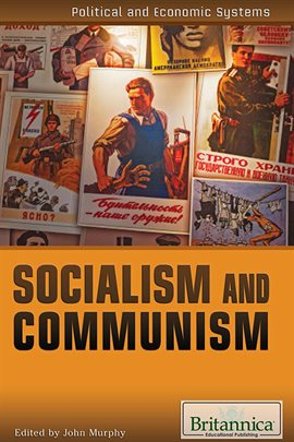 Cover image for Socialism and Communism