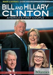 Bill and Hillary Clinton: America's first couple cover image