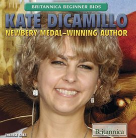 Cover image for Kate DiCamillo