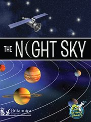 The night sky cover image