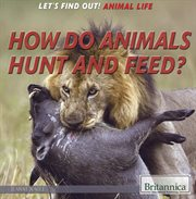 How do animals hunt and feed? cover image