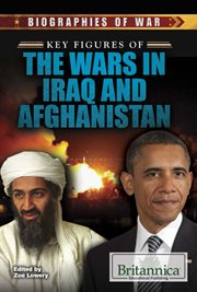 Key figures of the wars in Iraq and Afghanistan cover image