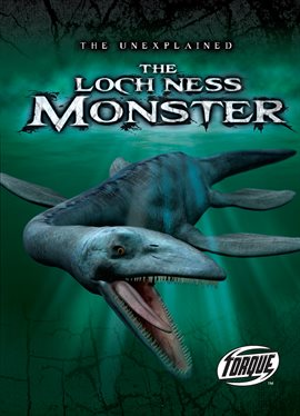 Cover image for The Loch Ness Monster