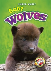 Baby wolves cover image