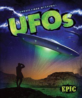 Cover image for UFOs