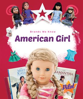 Cover image for American Girl