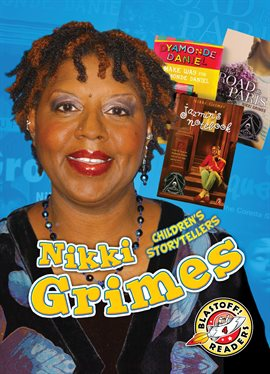 Cover image for Nikki Grimes