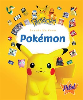 Cover image for Pokemon