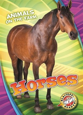 Cover image for Horses