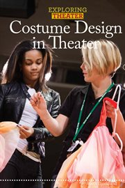 Costume design in theater cover image