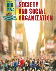 Society and social organization cover image