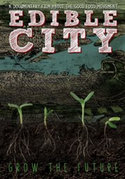 Edible city cover image