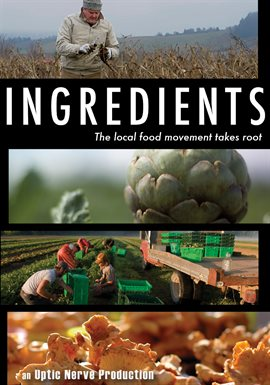 Cover image for Ingredients