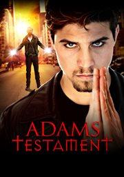 Adams testament cover image