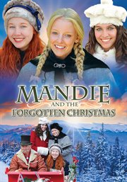 Mandie and the forgotten Christmas cover image