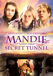 Mandie and the secret tunnel cover image