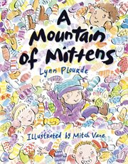 A mountain of mittens cover image