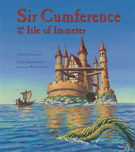 Cover image for Sir Cumference and the Isle of Immeter