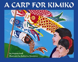 A Carp For Kimiko book cover