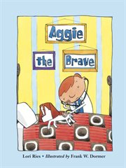 Aggie the brave cover image