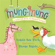 Mung-mung: a foldout book of animal sounds cover image