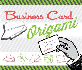 Cover image for Business Card Origami