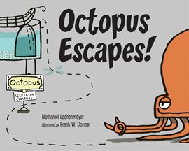 Cover image for Octopus Escapes!