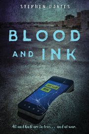 Blood and ink cover image