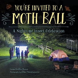 Cover image for You're Invited to a Moth Ball
