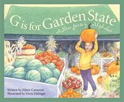 G is for Garden State a New Jersey alphabet cover image