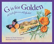 G is for golden a California alphabet cover image