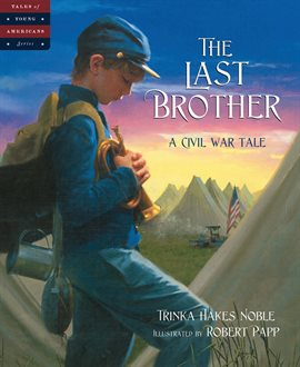 Cover image for The Last Brother