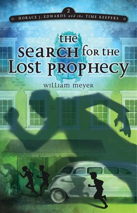 Cover image for The Search for the Lost Prophecy