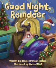 Good night, reindeer cover image