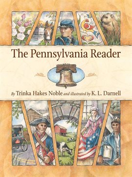 Cover image for The Pennsylvania Reader
