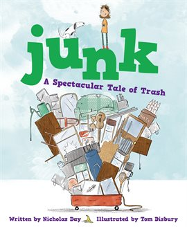 Cover image for Junk