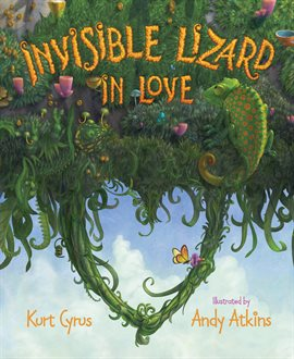 Cover image for Invisible Lizard in Love