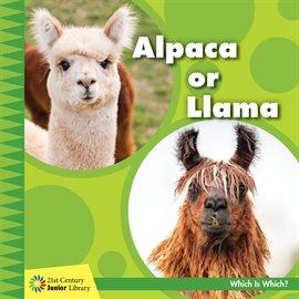 Alpaca or Llama