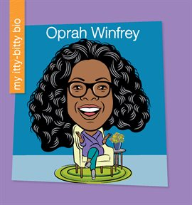 Cover image for Oprah Winfrey