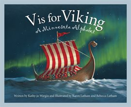 Cover image for V is for Viking