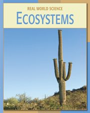 Ecosystems cover image
