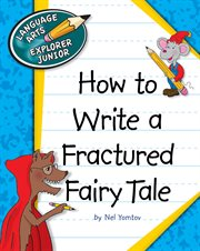 How to write a fractured fairy tale cover image
