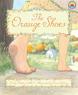 Cover image for The Orange Shoes