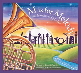 Cover image for M is for Melody