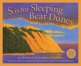 Cover image for S is for Sleeping Bear Dunes