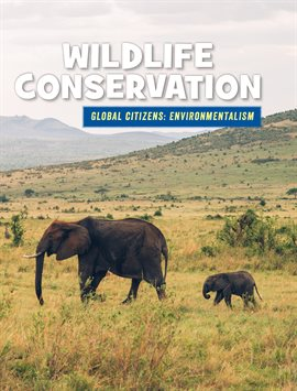 Cover image for Wildlife Conservation