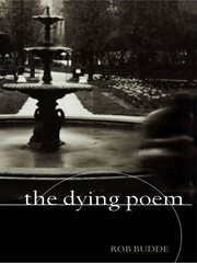 The dying poem cover image