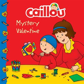 Cover image for Mystery Valentine