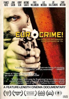Cover image for Eurocrime!