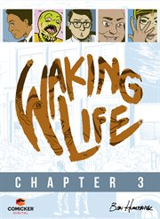 Waking life: a day in the life. Issue 3 cover image
